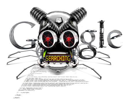Гугл бот от Тайлер Джордан Tyler Jordan