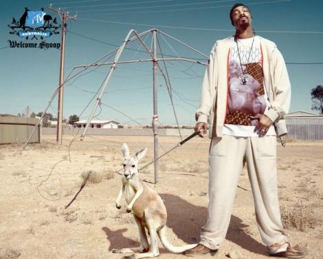 Snoop Dogg, которого не пускали в Австралию