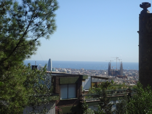 Барселона, октябрь 2008