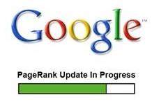 Апдейт пузомерок - обновление т�?Ц и PageRank