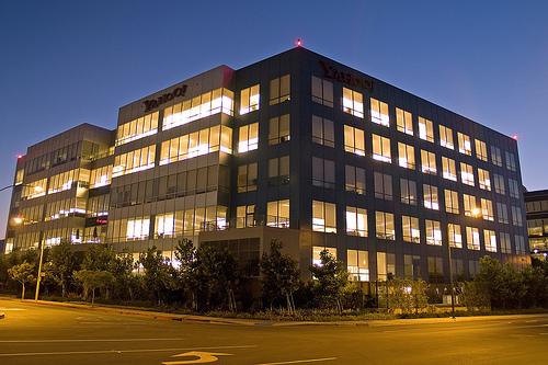 Офис Yahoo в США